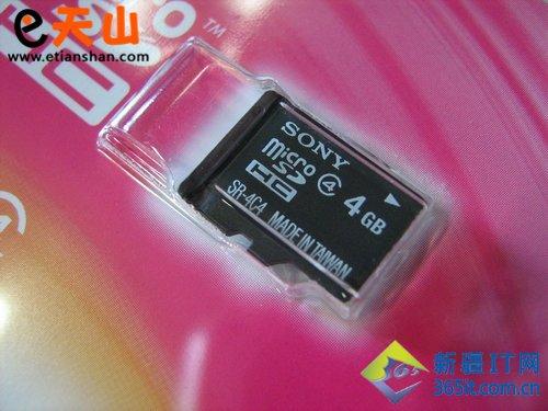 数据援救 索尼micro sd\/sdhc存储卡