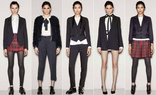 解读Dolce&Gabbana 2011秋冬时装时尚流行趋势(图4)