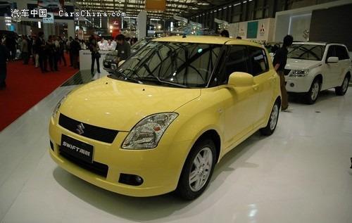 6万时尚日系微型车 全新2011款雨燕优惠上市高清图片