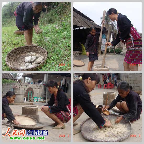 昌江黎族制陶工艺世代传承 被称为 活化石