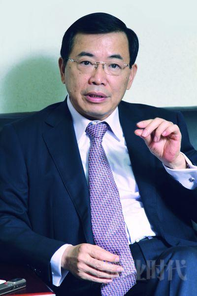 TCL集团董事长兼CEO李东生