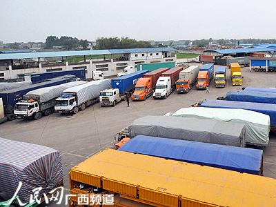 2005年11月公路货物运输量