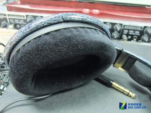 森海塞尔hd600耳机耳垫部分