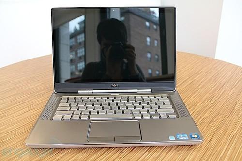 戴尔XPS 14z轻薄笔记本实机欣赏