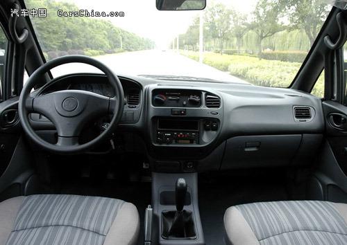 现款风行菱智2.0L车型内饰-最低售价仅5.68万元 风行菱智1.6L车型售高清图片