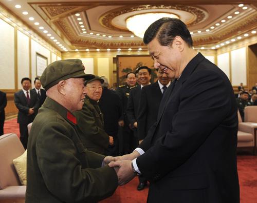 习近平出席纪念中央革命根据地创建:大力弘扬苏区精神