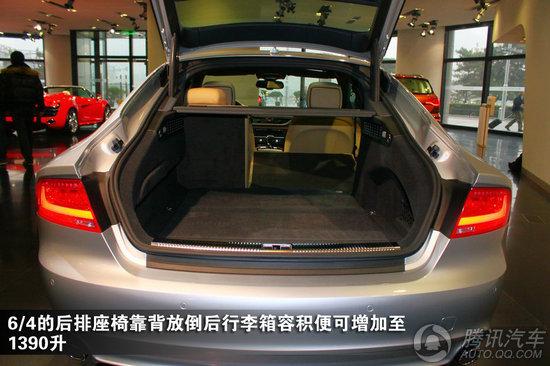 汽车 正文    掀背造型的设计带来的最大好处就是后备箱的巨大容积