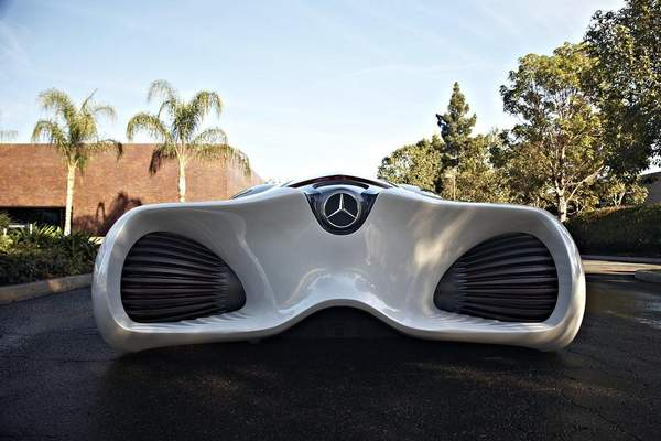 【图】奔驰biome概念车2015年将推出