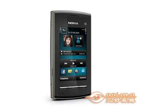 诺基亚5250屏幕大小_超低价智能手机 诺基亚 5250现仅840元卖-科技频道-和讯网