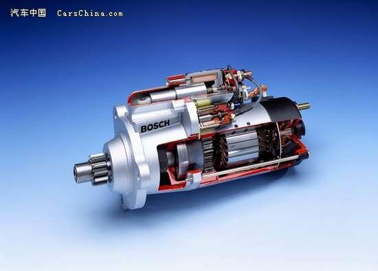 采用微混结构的混合动力车型,电动机峰值功率通常只占总功率的10%