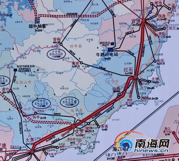 海南省高速公路规划