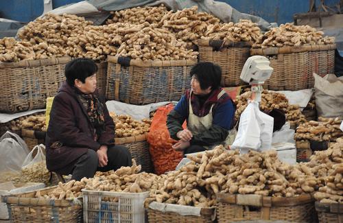 山东蔬菜平均批发价格国庆后首次上涨