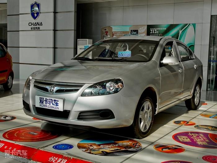 徐州车市 长安CX30现车充足 购车可享受四重大礼高清图片
