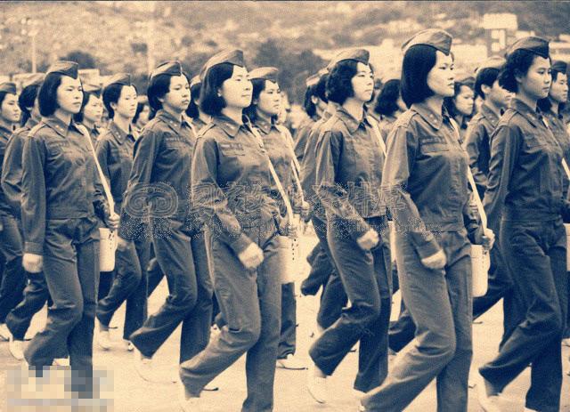 台湾政战学校的女特务们