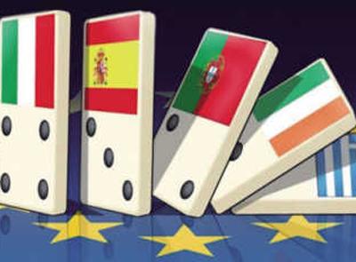 欧元,危机,崩溃,欧洲,债务