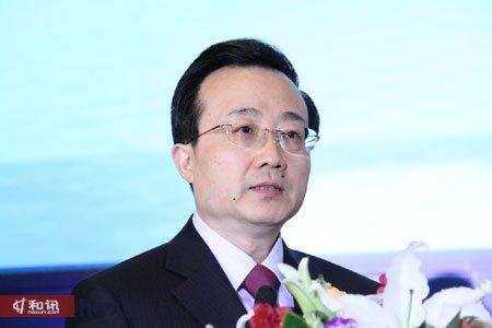 中国期货业协会会长 刘志超