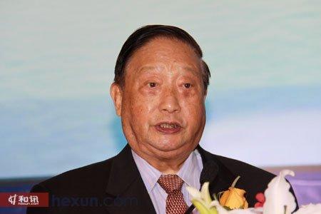 中国证监会前主席 周正庆