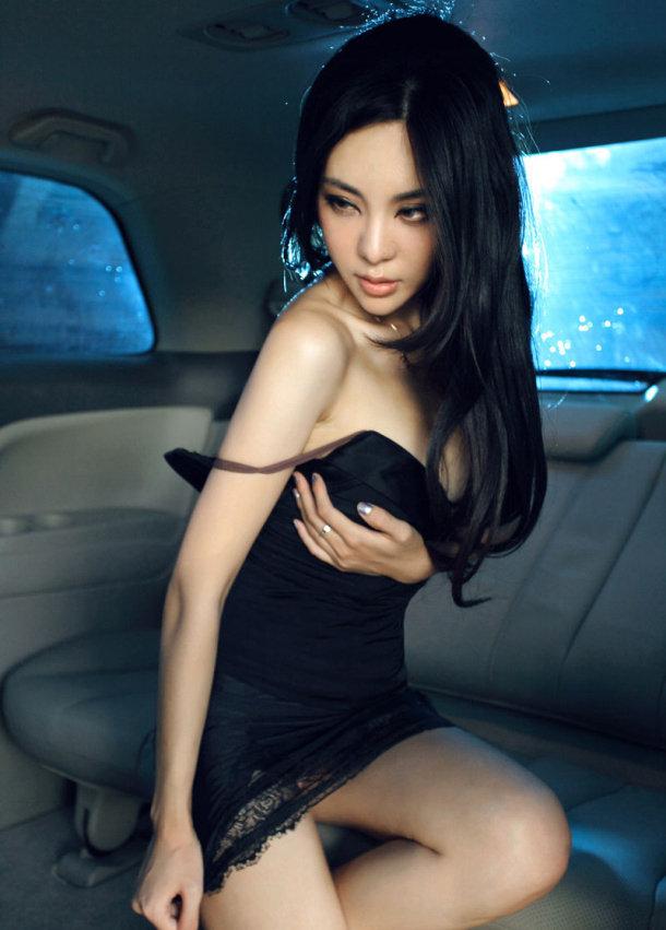 verymodel之网络超模刚小希私房照曝光
