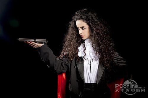 图赏之德古拉遭遇美女吸血鬼