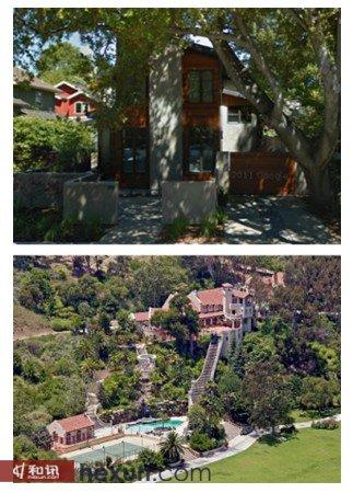 拉里 埃里森拥有的众多豪宅之一