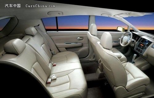 2011款东风日产骐达两厢优惠 车中的 风之子 骐达 高清图片