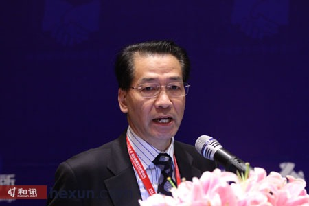 欧洲期货交易所香港代表处首席代表 卢展辉