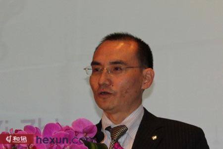 席志勇,上海期货交易所总经理助理