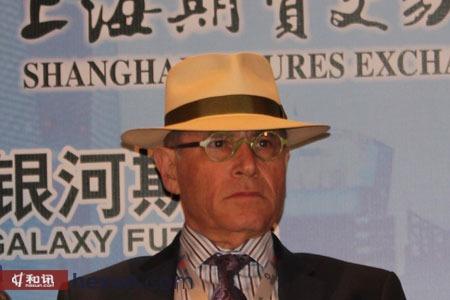 """世界""""碳交易之父""""、金融期货之父Richard L. Sandor"""