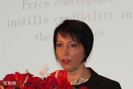 Liz Milan, LME亚洲区执行总监