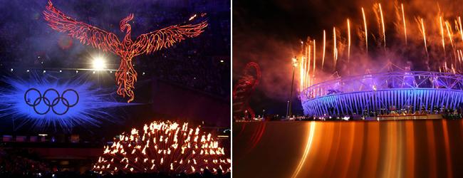 伦敦奥运掀最后高潮