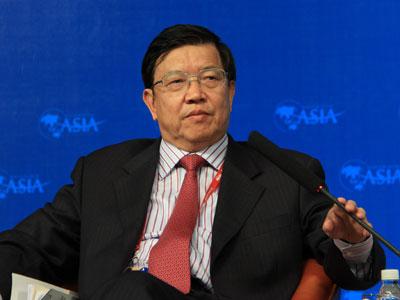 博鳌亚洲论坛创始秘书长龙永图 资料图