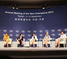 女性在中国发展进程中的作用