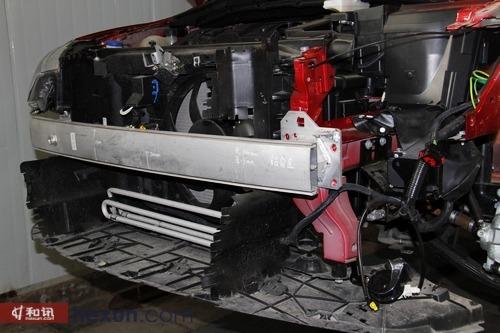 雪铁龙世嘉助力泵电路图