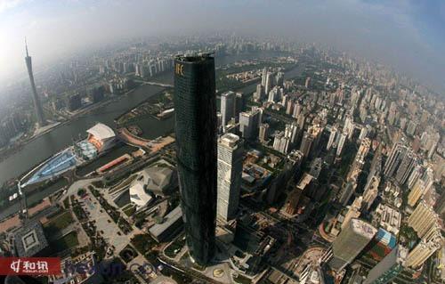2012年度最具投资价值商业地产项目:广州ifc_网易珠海