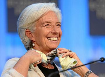 拉加德:适度宽松货币政策不可或缺