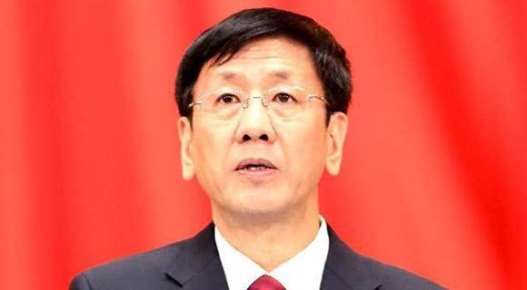 图文:曹建明作最高人民检察院工作报告