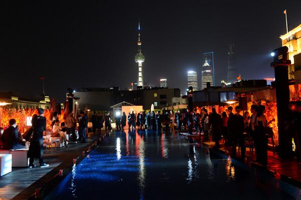 法拉利F1之夜 申城再续传奇