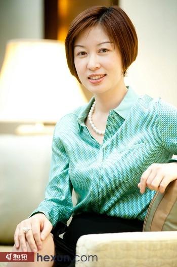 渣打银行(中国)有限公司华北区行政总裁兼北京分行行长张晓蕾