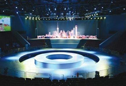 6.1上海儿童艺术剧场盛大揭幕首演(附照片)