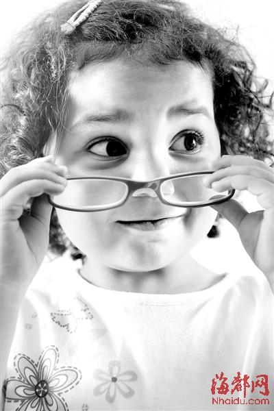 7岁儿童视力0.8