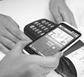 不同用户使用招行手机银行的情况