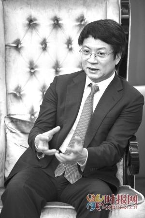 融创中国董事长孙宏斌接受本报专访