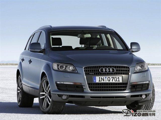 2012款奥迪q7现车充足 最高现金优惠20万高清图片