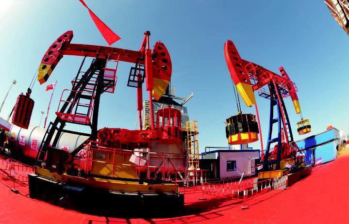 中石化天然气_中国 (克拉玛依)国际石油天然气及石化技术装备展览会-新闻 ...