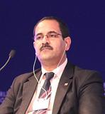 突尼斯总理府经济事务部长里达-赛伊迪