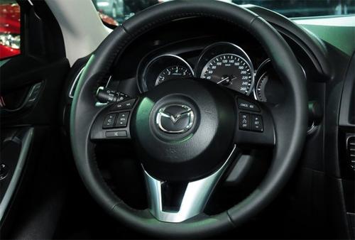马自达CX-5暂无现车 购车订金仅需1万元