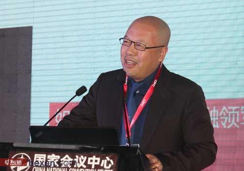 冠群驰骋CEO刘广东
