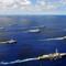 中国首次参加环太平洋军演
