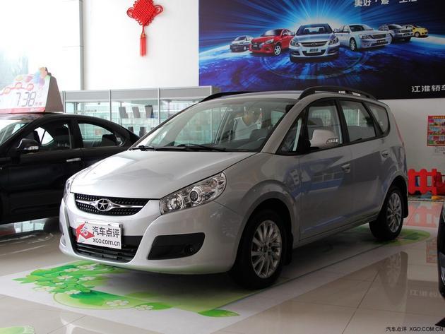 江淮和悦RS车型外观-和悦RS现车充足 全系最高优惠0.3万元高清图片