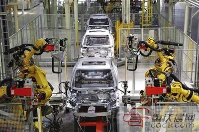 上海通用北盛工厂